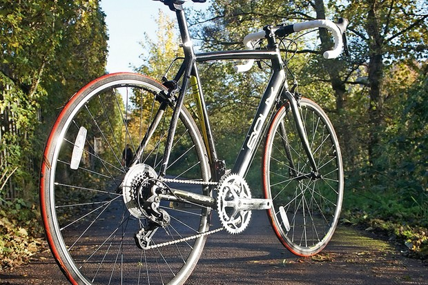 The R3 favours comfort over speed but is a decent bike