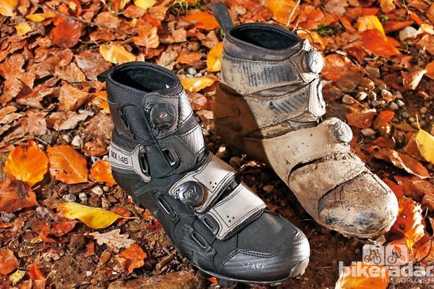 Lake MX145 boots