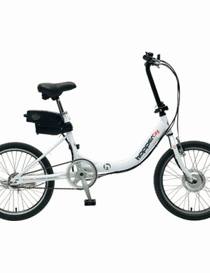 The Hopper City Electric Bike can travel up to 15mph via its assist mode