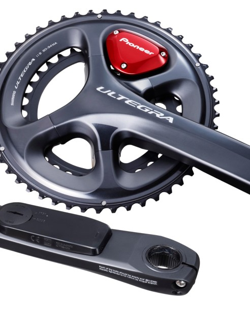 Ultegra cranksets will be available for the first time, in three chainring options