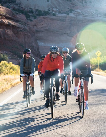 Giro is hoping female cyclists from all walks of life will embrace the New Road clothing