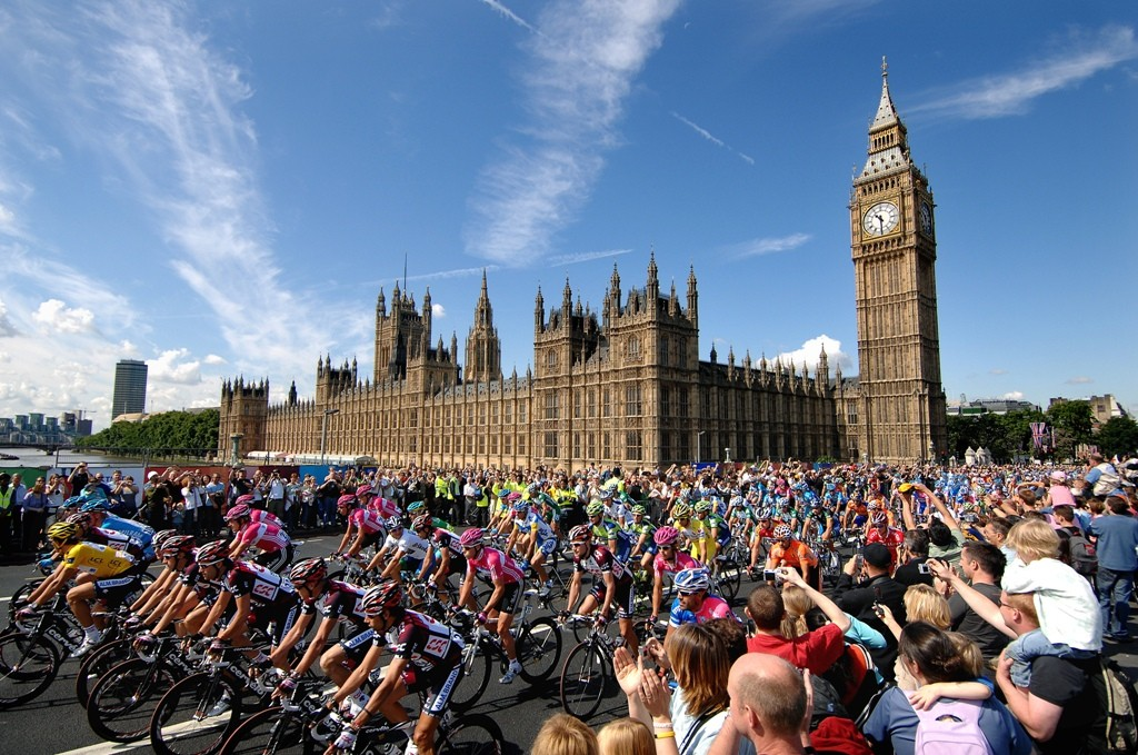 New regulations will be brought in to allow the Tour de France field to race legally in the UK