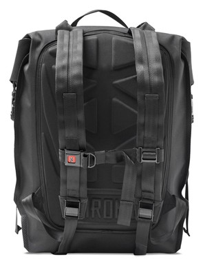 Both the Urban EX 18 and 37 rolltop backpacks feature padded, EVA foam back panels and sternum straps