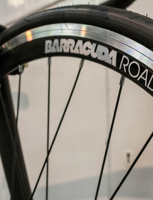 Own-brand wheels paired to no-name 23c tyres