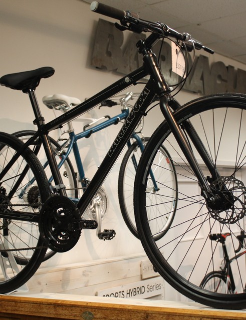The Barracuda Hydra 3 is a disc-equipped hybrid that retails for £399.95