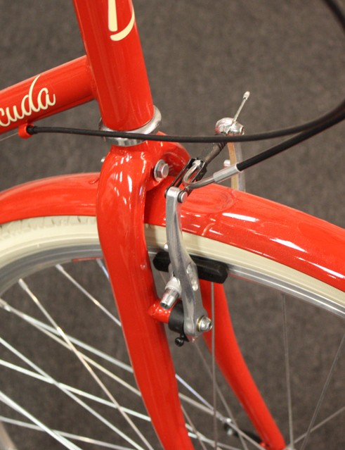 We weren't expecting to see these sort of bikes from Barracuda