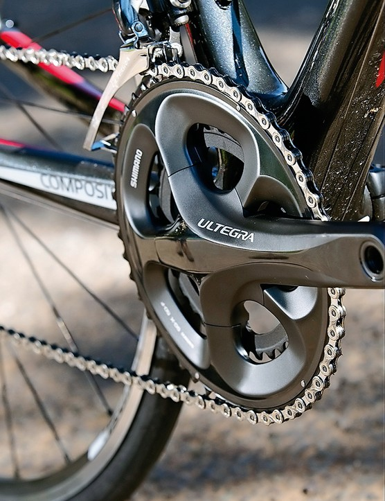 A full Ultegra groupset at this price is very good value
