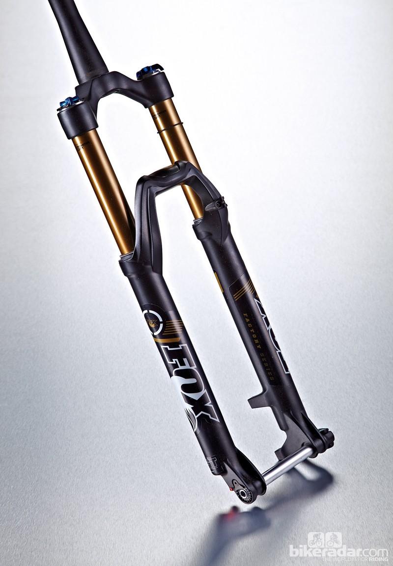 Fox 32 TALAS 140 CTD ADJ FIT 275 suspension fork