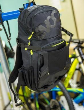 EVOC FR Enduro Blackline pack