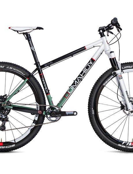 Domahidy plans to offer cyclocross, fat bikes, high-end kids bikes and full suspension models