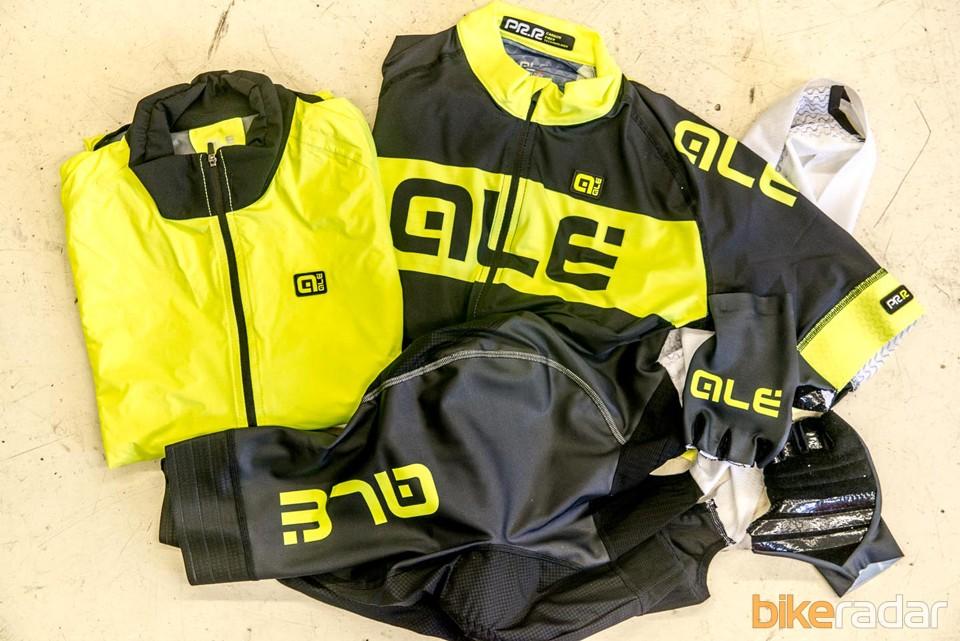 Alé clothing