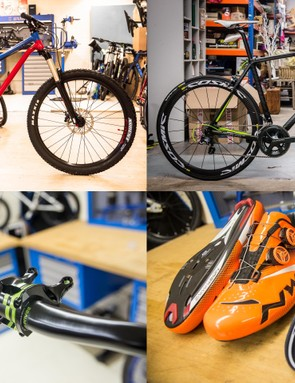 Friday Five-a-side: this week's best new bike gear