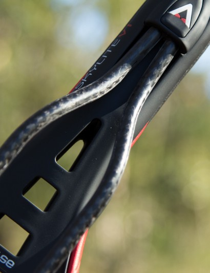 The Astute Skycarb saddle has even more carbon than this!