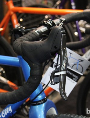 The Macho King Limited uses a SRAM Force 22 drivetrain and will retail for US$3,500