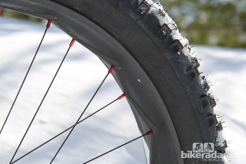 Kuroshiro ensō685 carbon fat bike rims — First look - BikeRadar