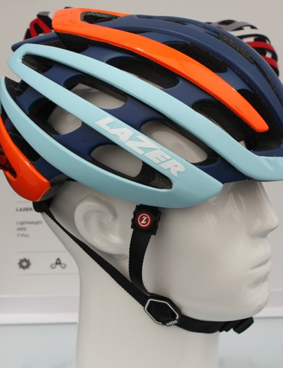Lazer's new Z1 helmet - £179, 31 vents, a smart retention system and 220g in a size medium