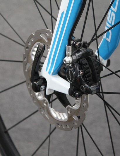 Disc brakes on road bikes are still worthy of a snap, will this be the case in a couple of years? We doubt it