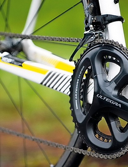 Spend £1,500 to £2,000 on a bike and you should expect it to come with Shimano 105, SRAM Rival or Campagnolo Veloce – Ultegra is even better