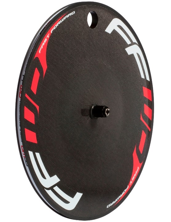 The FFWD Disc FCC - full carbon clincher disc wheel