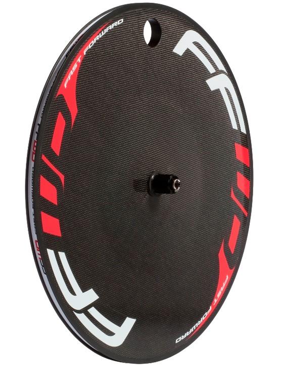 The FFWD Disc FCC - full carbon clincher disc wheel