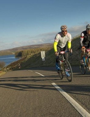 The Rat Race Road Trip: climb and then climb some more