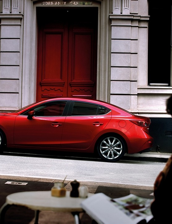 All-new Mazda3 is packed with safety features