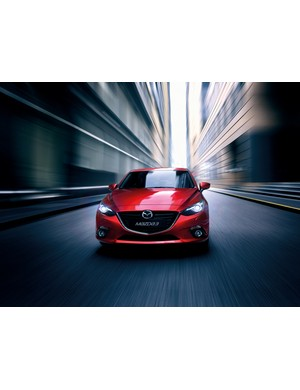 All-new Mazda3 is aerodynamic and good-looking