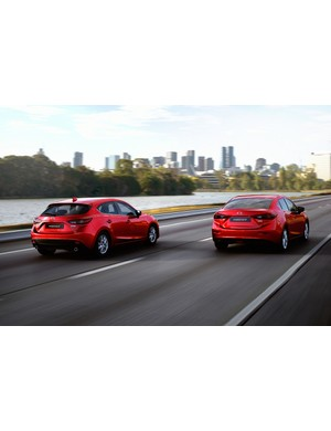 All-new Mazda3 is a blend of driving thrills comfort and efficiency