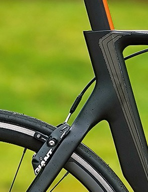 bikes like the Giant Propel Advanced 3 have aero tube profiles, and hidden cable routing and brakes
