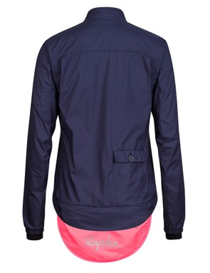 The Rapha womens Bomber Jacket has a race fit