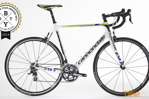 0d5f44512dc Cannondale Super Six Evo 5 105. By Cycling Plus