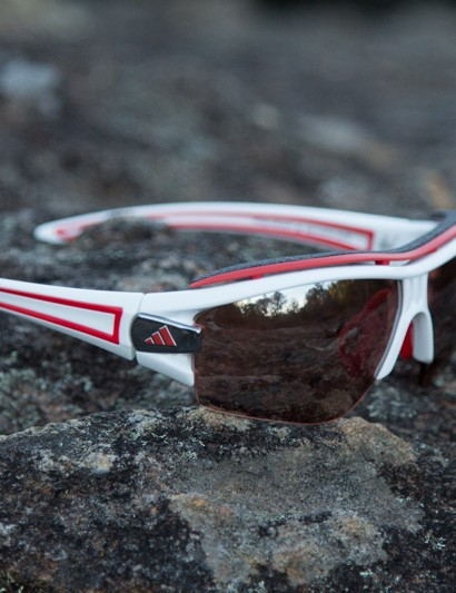 The Adidas Evil Eye Halfrim Pro glasses are now available in three frame widths