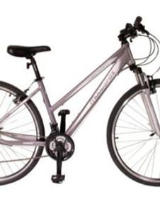 The prize includes two Zinc bikes for children, a Muddyfox men's bike and a Muddyfox women's bike