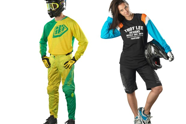 Troy Lee Designs 2014 collection - first look