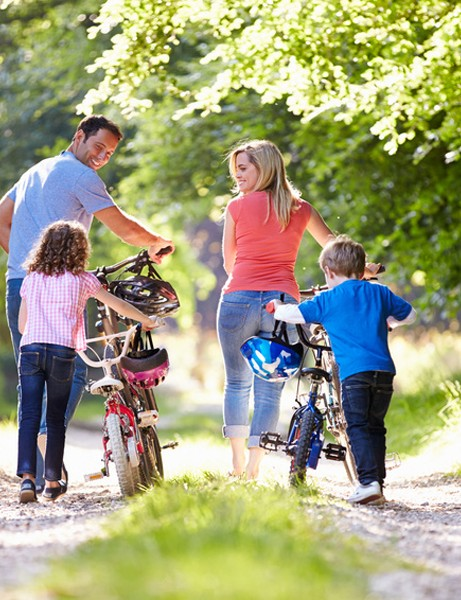We've teamed up with Argos to give you a chance to win bikes for all the family!