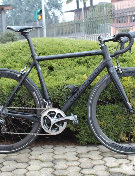 The new Colnago C60 blends old-world tradition with some new thinking