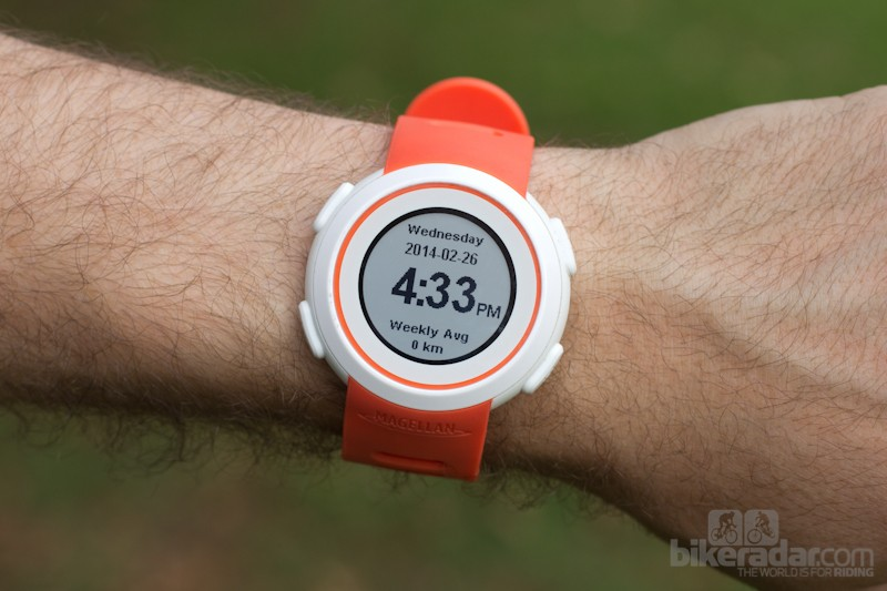 Magellan Echo watch – named so because it echoes data from your smartphone
