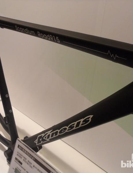 Kinesis Scandium R915-1 road frameset