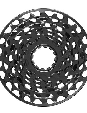 SRAM X01 DH 7-speed cassette