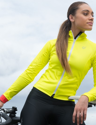 The Italian-made MID Jacket is designed for mild winter or spring riding