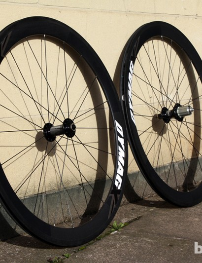 These new road wheels represent a new direction for British wheel specialists Dymag