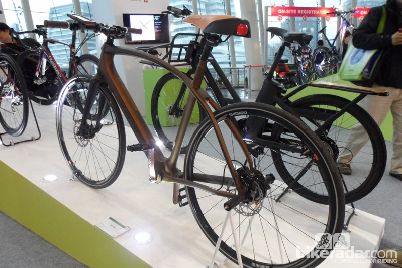 The Yes bike is an e-bike but not as we know it