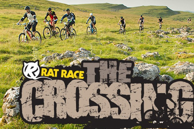 Rat Race The Crossing is the UK's only mountain bike expedition event