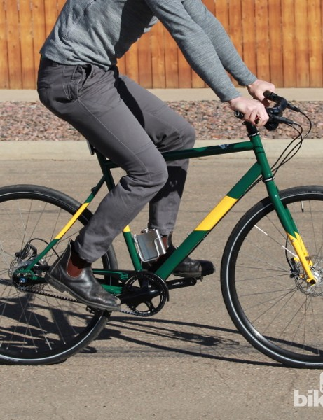Spot Wazee: 11 quiet, low-maintenance, belt-driven gears for the city