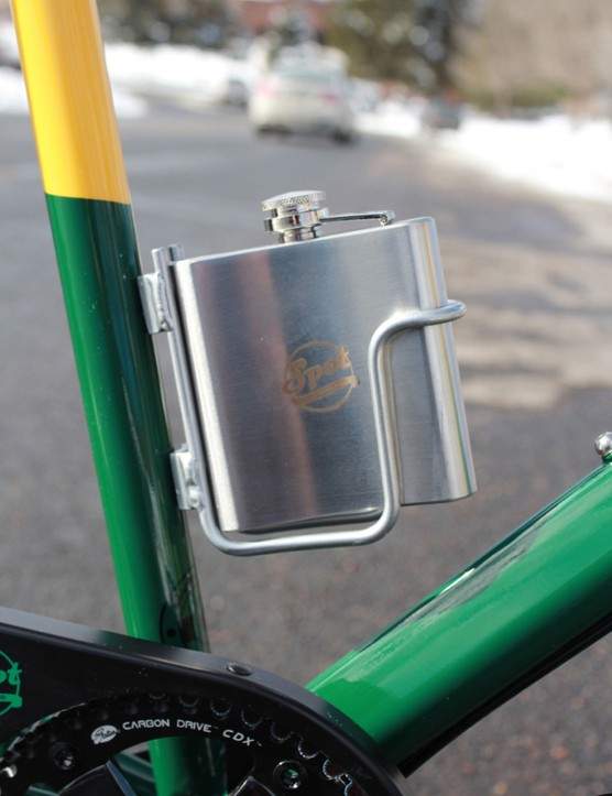 For those of you who desire to imbibe on the bike, Spot has a solution