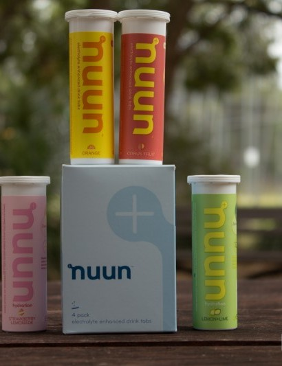 Nuun Active Hydration tables
