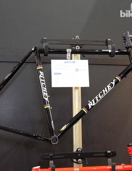 Ritchey's steel Swiss Cross will get a disc brake variant for the coming season