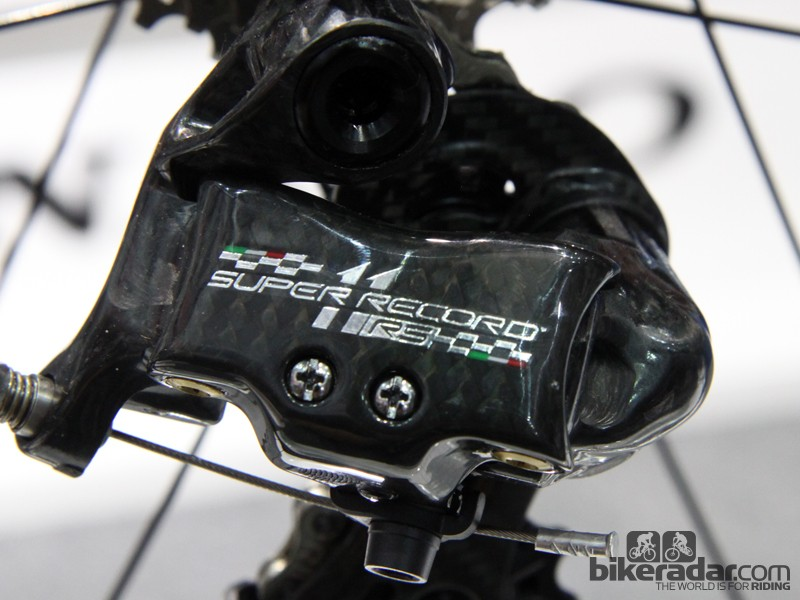 Can't wait to get your own Campagnolo Super Record RS group? Unfortunately, we don't know yet when it'll be available or how much it'll cost - and for now, Campagnolo isn't saying much