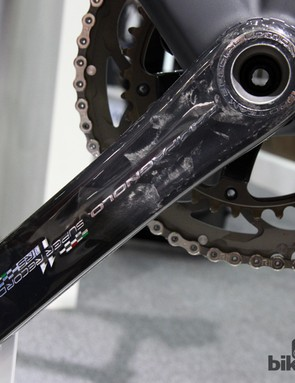 Campagnolo hasn't announced how much the Super Record RS group will cost but you can bet that it will command a pretty penny over the standard version