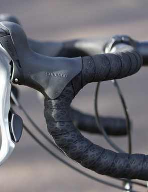 We're generally fans of Bontrager components - but these bars don't allow enough room for your wrists when in the drops